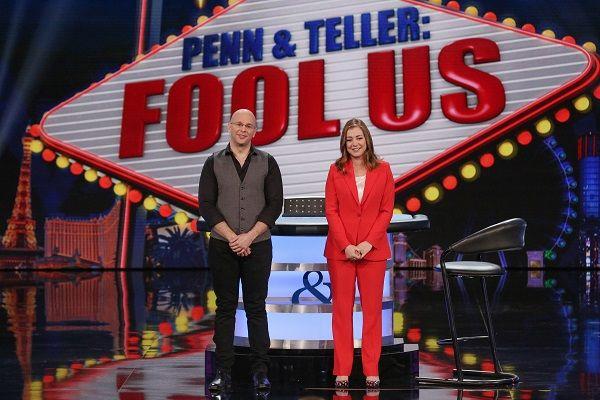 """Humaneco - Sylvain Juzan, magicien au Luxembourg, dans le show TV """"Penn & Teller Fool Us"""" !"""